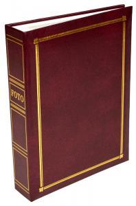 Classic Line Super Album Bordeaux - 200 images en 10x15 cm
