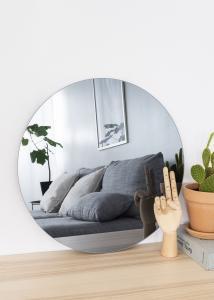 KAILA Miroir rond Smoked Grey 50 cm Ø