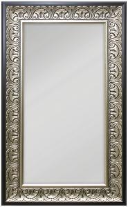 Miroir Wismar Argent 40x80 cm