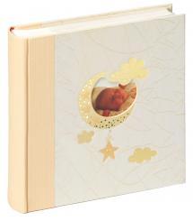 Baby Memo Bambini Album bébé Crème - 200 images en 10x15 cm