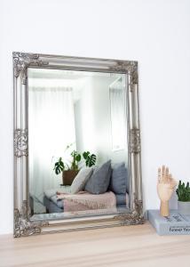 Miroir Bologna Argent 50x70 cm
