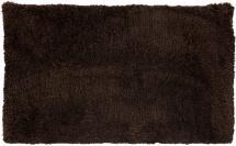 Tapis de bain Zero - Brun écorce 60x60 cm