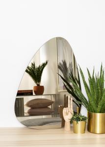 KAILA Miroir Shape I Dark Bronze 50x70 cm