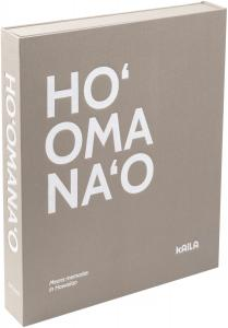 KAILA HO'OMANA'O - Coffee Table Photo Album (60 Pages Noires / 30 Feuilles)