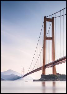 Xihou Bridge & Moon Bay Poster