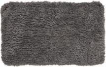 Tapis de bain Zero - Gris cendré 60x60 cm