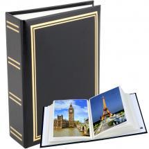 Exclusive Line Minimax Album Noir - 100 images en 10x15 cm