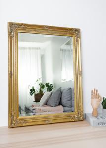 Miroir Antique Or 50x70 cm