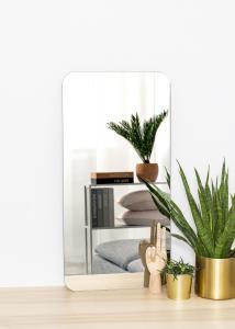 KAILA Miroir Rectangle 40x80 cm