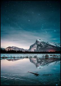 Midnight Sky Poster