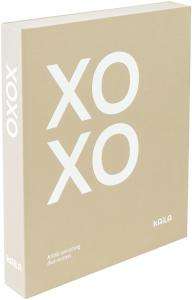 KAILA XOXO Nude - Coffee Table Photo Album (60 Pages Noires / 30 Feuilles)
