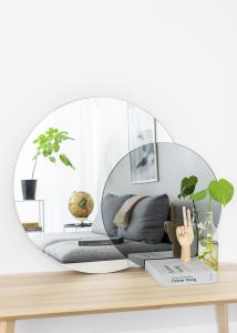 Miroir Clear & Warm Grey 80x100 cm