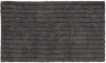 Tapis de bain Stripe - Gris cendré 60x100 cm