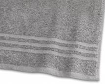 Essuie-main Basic Éponge - Gris 50x70 cm