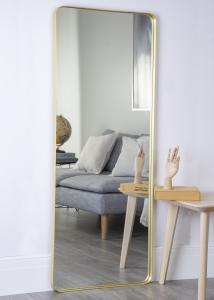 Spegel Mässing 60x152 cm
