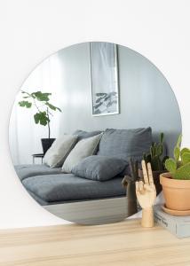 KAILA Miroir rond Smoked Grey 70 cm Ø