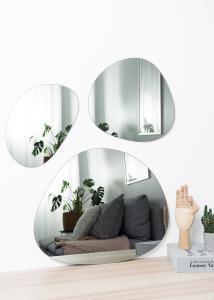 Miroir Set Warm Grey - 3 unités
