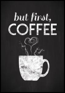 But first coffee - Blackpainted