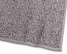 Essuie-main Stripe Éponge - Gris 50x70 cm
