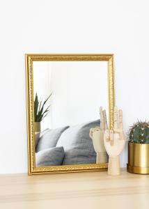 Miroir Nost Or 30x40 cm