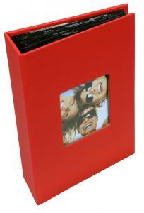 Fun Album Rouge - 100 images en 10x15 cm