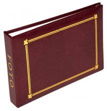 Classic Line Pocket Album Rouge - 36 images en 10x15 cm