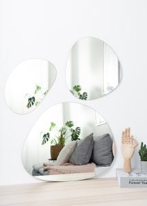 Miroir Set Clear - 3 unités