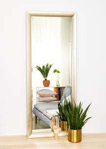 Miroir Olden Argent 60x150 cm