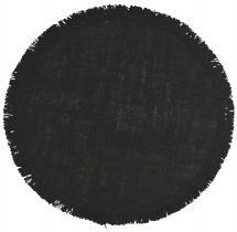 Set de table Ville - Noir 38 cm Ø